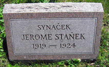 STANEK, JEROME - Linn County, Iowa | JEROME STANEK