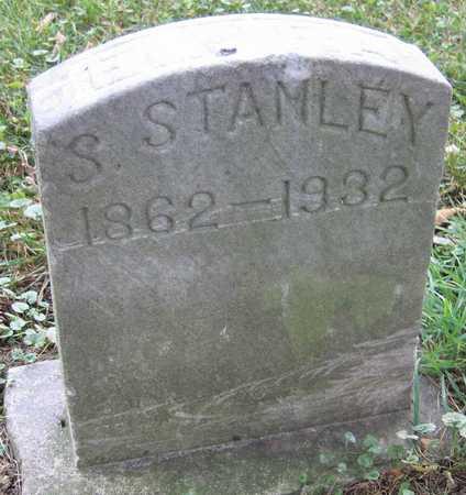 STANLEY, S. - Linn County, Iowa | S. STANLEY