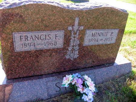 STARK, FRANCIS F. - Linn County, Iowa | FRANCIS F. STARK