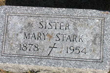 STARK, MARY - Linn County, Iowa | MARY STARK