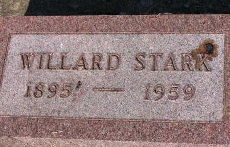 STARK, WILLARD - Linn County, Iowa | WILLARD STARK