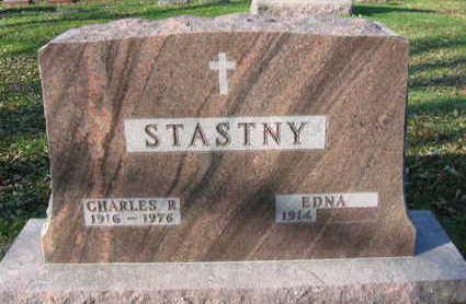 STASTNY, CHARLES R. - Linn County, Iowa | CHARLES R. STASTNY