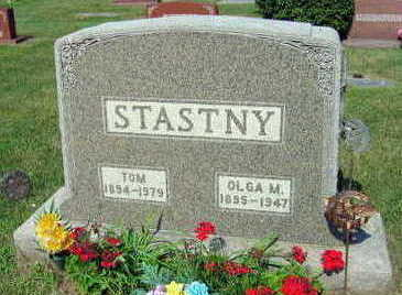 STASTNY, TOM - Linn County, Iowa | TOM STASTNY
