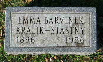KALIK STASTY, EMMA BARINEK - Linn County, Iowa | EMMA BARINEK KALIK STASTY