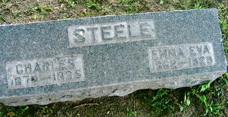 STEELE, CHARLES - Linn County, Iowa | CHARLES STEELE