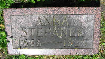 STEPANEK, ANNA - Linn County, Iowa | ANNA STEPANEK