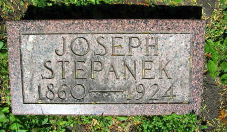 STEPANEK, JOSEPH - Linn County, Iowa | JOSEPH STEPANEK
