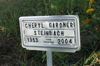 GARDNER STEINBACH, CHERYL - Linn County, Iowa | CHERYL GARDNER STEINBACH