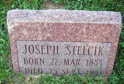 STELCIK, JOSEPH - Linn County, Iowa | JOSEPH STELCIK