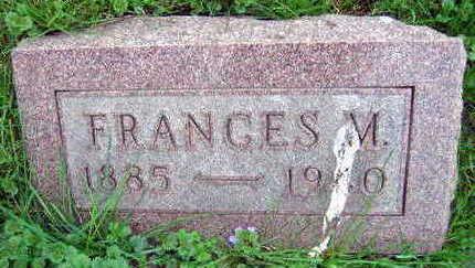 STEPANEK, FRANCES M. - Linn County, Iowa | FRANCES M. STEPANEK
