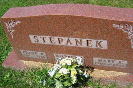 STEPANEK, MARY B. - Linn County, Iowa | MARY B. STEPANEK