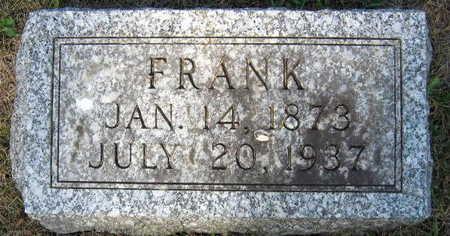 STEPANEK, FRANK - Linn County, Iowa | FRANK STEPANEK