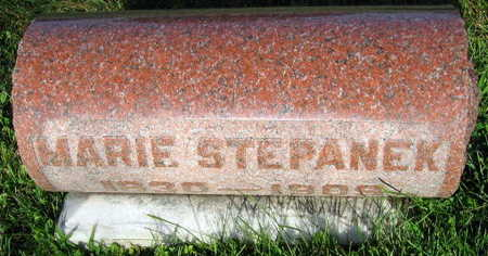 STEPANEK, MARIE - Linn County, Iowa | MARIE STEPANEK