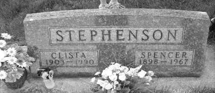 STEPHENSON, SPENCER - Linn County, Iowa | SPENCER STEPHENSON