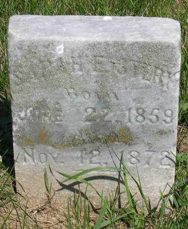 STERN, SARAH E. - Linn County, Iowa | SARAH E. STERN