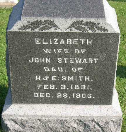 SMITH STEWART, ELIZABETH - Linn County, Iowa | ELIZABETH SMITH STEWART