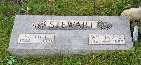 STEWART, WILLIAM W. - Linn County, Iowa | WILLIAM W. STEWART