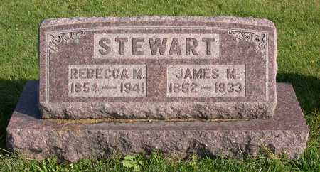 STEWART, JAMES M. - Linn County, Iowa | JAMES M. STEWART