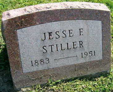 STILLER, JESSE F. - Linn County, Iowa | JESSE F. STILLER