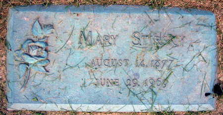 STIRSKY, MARY - Linn County, Iowa | MARY STIRSKY