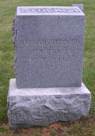 STOCKER, JOSIAH - Linn County, Iowa | JOSIAH STOCKER