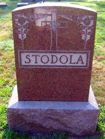 STODOLA, FAMILY STONE - Linn County, Iowa | FAMILY STONE STODOLA