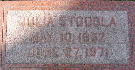 STODOLA, JULIA - Linn County, Iowa | JULIA STODOLA
