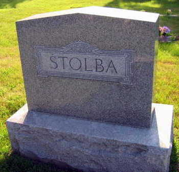 STOLBA, FAMILY STONE - Linn County, Iowa | FAMILY STONE STOLBA
