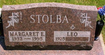 STOLBA, MARGARET E. - Linn County, Iowa | MARGARET E. STOLBA