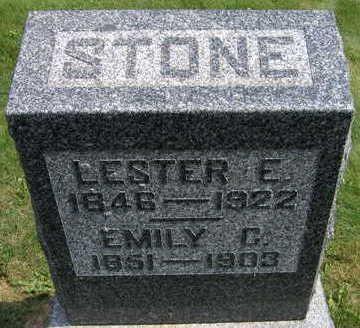 STONE, EMILY C. - Linn County, Iowa | EMILY C. STONE
