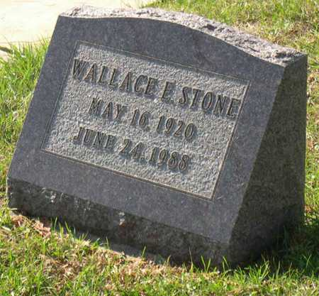 STONE, WALLACE E. - Linn County, Iowa | WALLACE E. STONE
