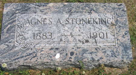 STONEKING, AGNES A. - Linn County, Iowa | AGNES A. STONEKING