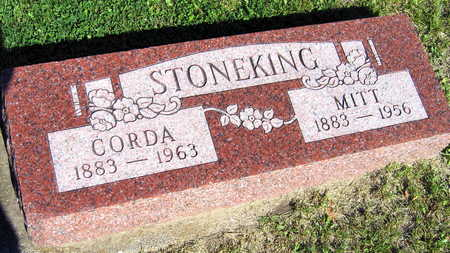 STONEKING, CORDA - Linn County, Iowa | CORDA STONEKING