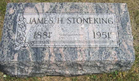 STONEKING, JAMES H. - Linn County, Iowa | JAMES H. STONEKING