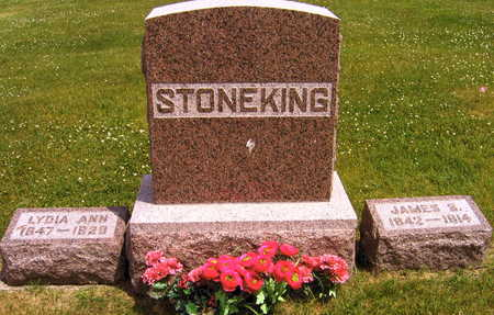STONEKING, JAMES S. - Linn County, Iowa | JAMES S. STONEKING