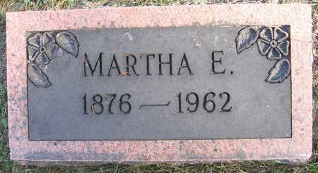 STORY, MARTHA E. - Linn County, Iowa | MARTHA E. STORY