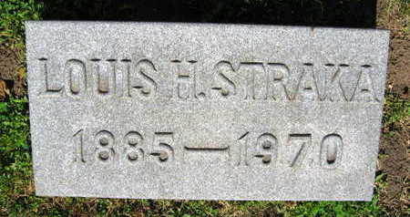 STRAKA, LOUIS H. - Linn County, Iowa | LOUIS H. STRAKA