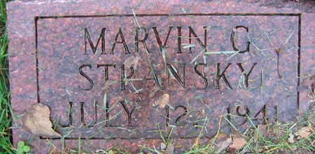 STRANSKY, MARVIN G. - Linn County, Iowa | MARVIN G. STRANSKY