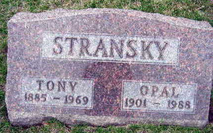STRANSKY, TONY - Linn County, Iowa | TONY STRANSKY