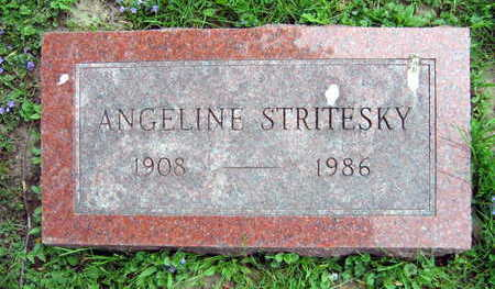 STRITESKY, ANGELINE - Linn County, Iowa | ANGELINE STRITESKY