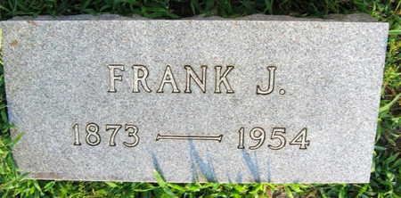 STRITESKY, FRANK J. - Linn County, Iowa   FRANK J. STRITESKY