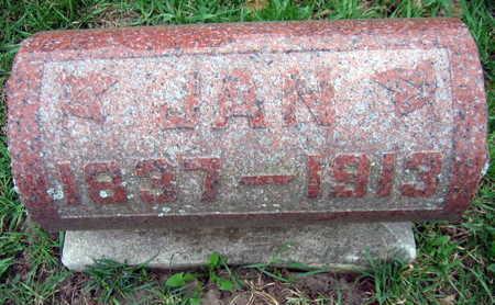 STRITESKY, JAN - Linn County, Iowa | JAN STRITESKY