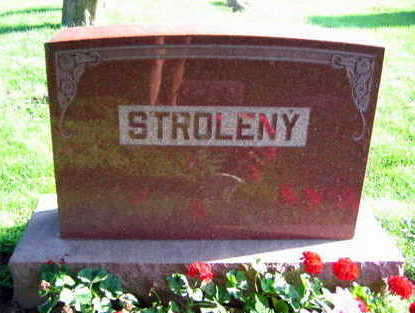 STROLENY, FAMILY STONE - Linn County, Iowa | FAMILY STONE STROLENY