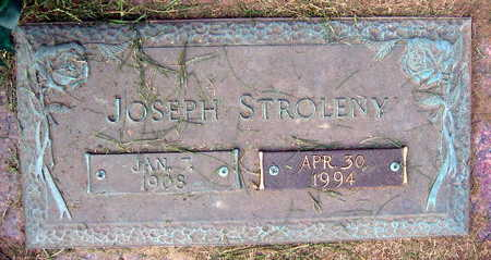 STROLENY, JOSEPH - Linn County, Iowa | JOSEPH STROLENY