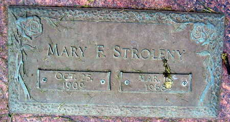 STROLENY, MARY F. - Linn County, Iowa | MARY F. STROLENY