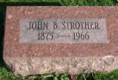 STROTHER, JOHN B. - Linn County, Iowa | JOHN B. STROTHER
