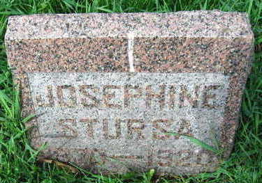 STURSA, JOSEPHINE - Linn County, Iowa | JOSEPHINE STURSA