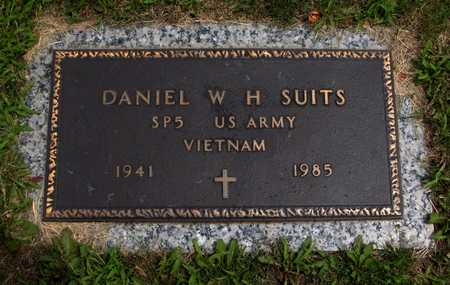 SUITS, DANIEL W.H. - Linn County, Iowa | DANIEL W.H. SUITS