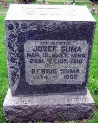 SUMA, JOSEF - Linn County, Iowa | JOSEF SUMA