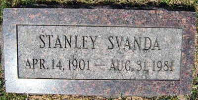 SVANDA, STANLEY - Linn County, Iowa | STANLEY SVANDA